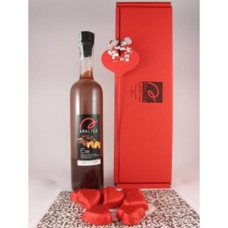 Eros 50cl + Ciocolì 700g + 8 cioccolatini fondenti
