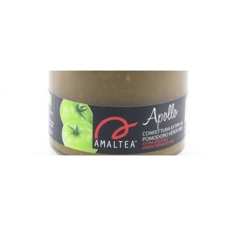 Apollo 700 gr confettura extra bio al pomodoro verde