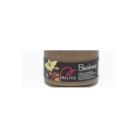 Bourbonnè 700g crema ai marroni con vaniglia