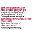 Ingredienti Diana 240g confettura extra biologica alla cipolla di Suasa