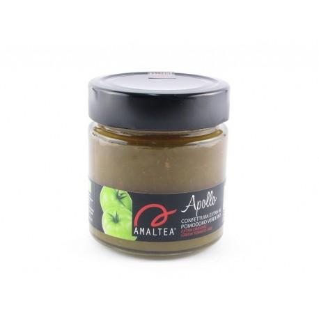 Apollo 240g confettura extra al pomodoro verde biologico
