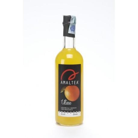 Ulisse 20 cl liquore biologico all'arancia e cannella