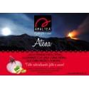 Atena 240g confettura bio di cipolla rossa e pistacchio siciliano